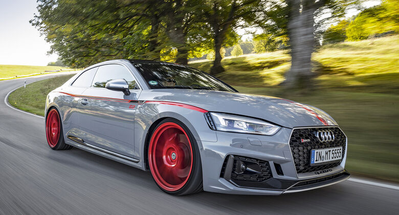 MTM-Audi RS 5 R, Exterieur