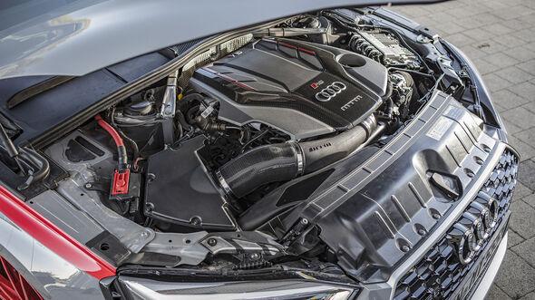 MTM-Audi RS 5 R, Motor