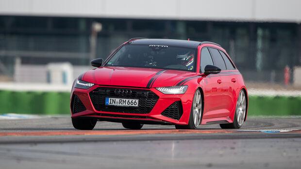 MTM-Audi RS 6 Avant, Exterieur