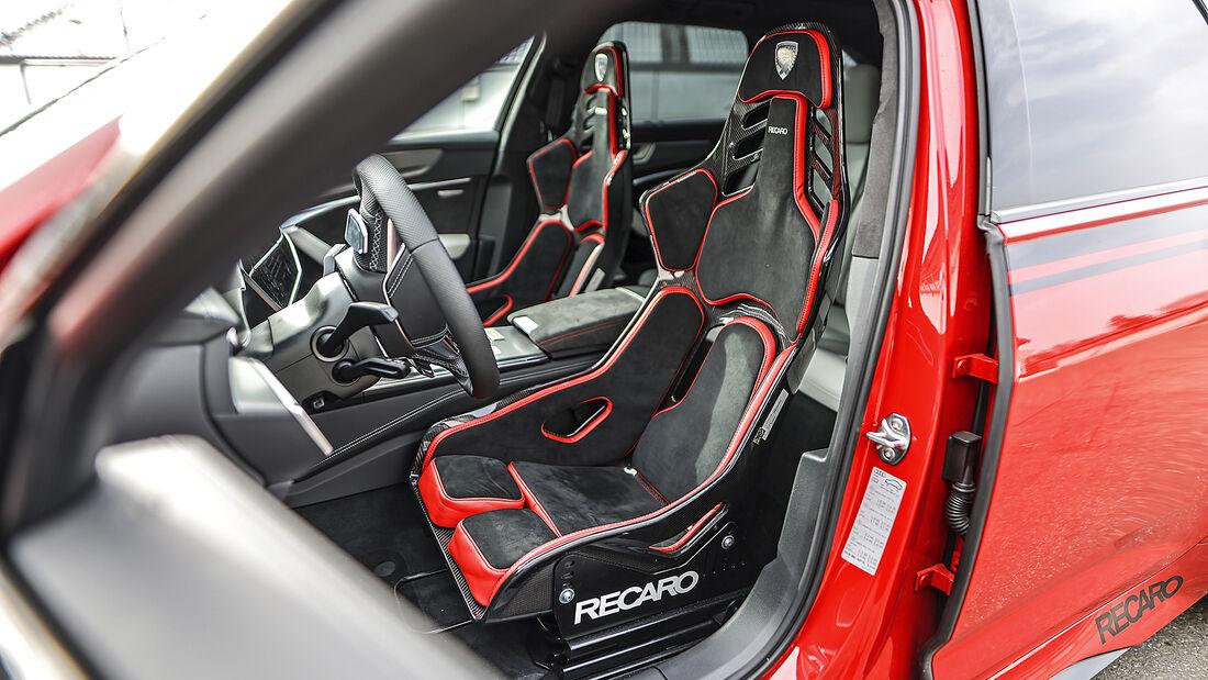 MTM-Audi RS 6 Avant, Interieur
