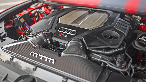 MTM-Audi RS 6 Avant, Motor