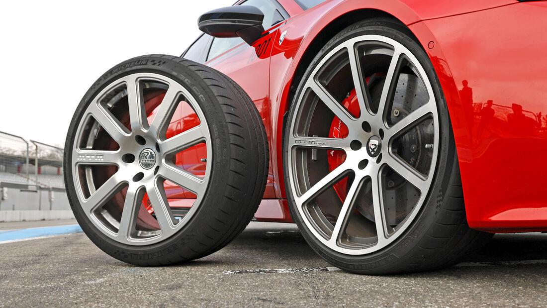 MTM-Audi RS 6 Avant, Rad