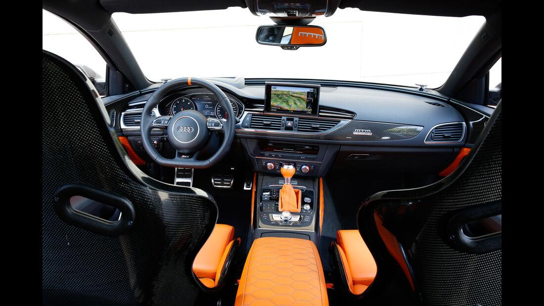 MTM-Audi RS 6 Clubsport, Cockpit
