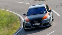 MTM-Audi RS 6 Clubsport, Draufsicht