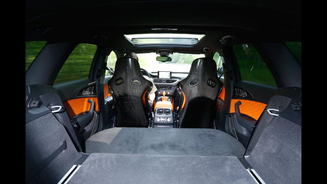 MTM-Audi RS 6 Clubsport, Inneraum