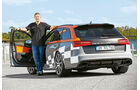 MTM-Audi RS 6 Clubsport, Jens Dralle