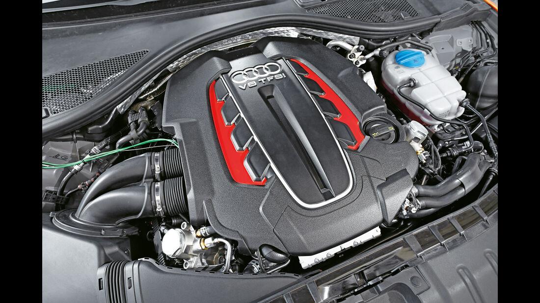 MTM-Audi RS 6 Clubsport, Motor