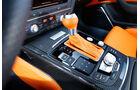 MTM-Audi RS 6 Clubsport, Schalthebel