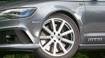 MTM-Audi RS 6 R, Rad, Felge, Bremse