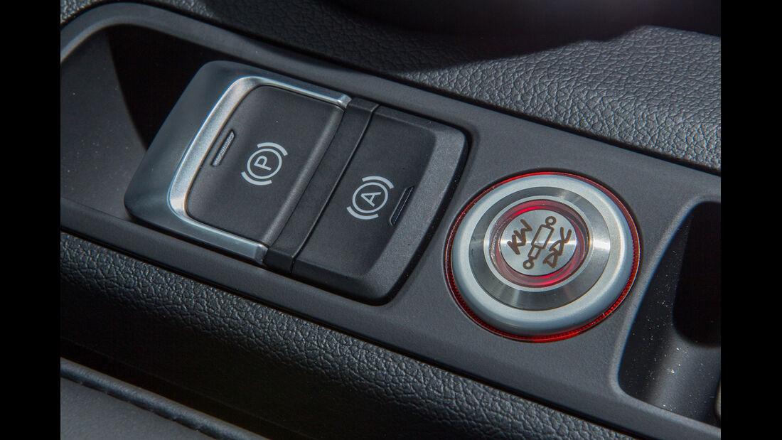 MTM Audi RS Q3, Bedienelemente