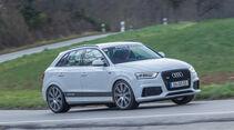 MTM Audi RS Q3, Frontansicht