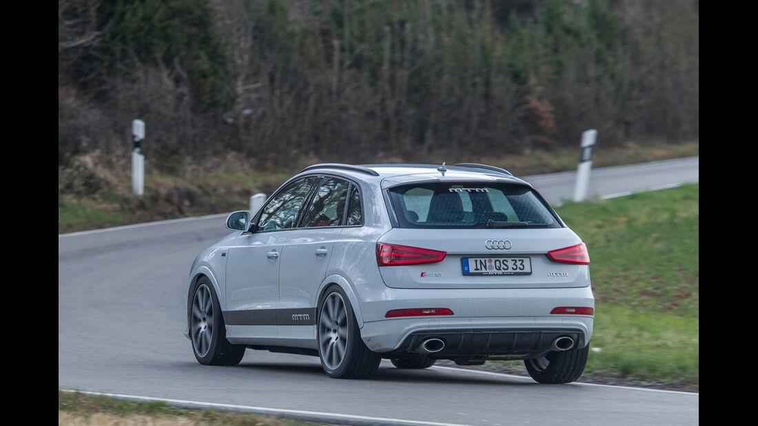 MTM Audi RS Q3, Heckansicht