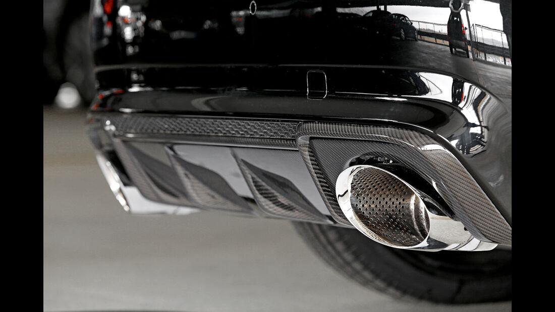 MTM Audi RS3 Sportback, Auspuff, Endrohr