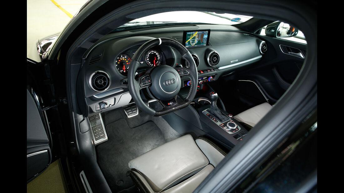 MTM Audi RS3 Sportback, Cockpit