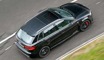 MTM Audi RS3 Sportback, Draufsicht