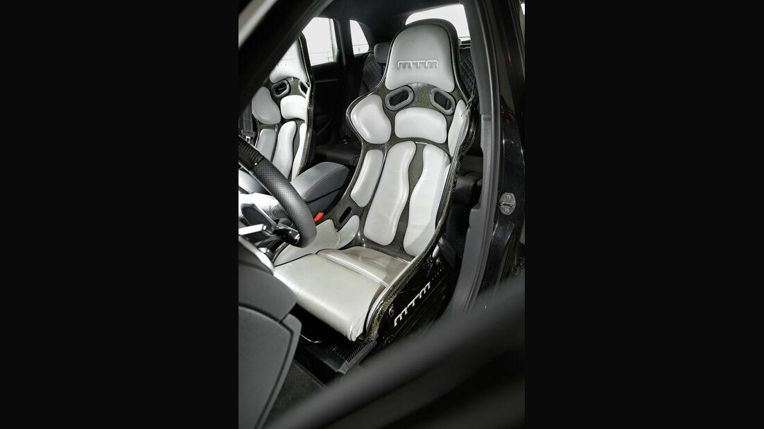 MTM Audi RS3 Sportback, Fahrersitz