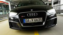MTM Audi RS3 Sportback, Frontansicht, Kühlergrill