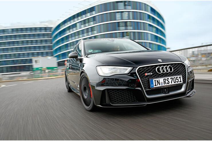 MTM Audi RS3 Sportback, Frontansicht