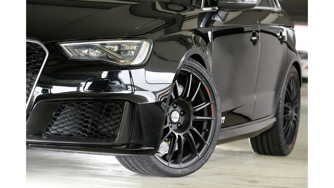 MTM Audi RS3 Sportback, Rad, Felge