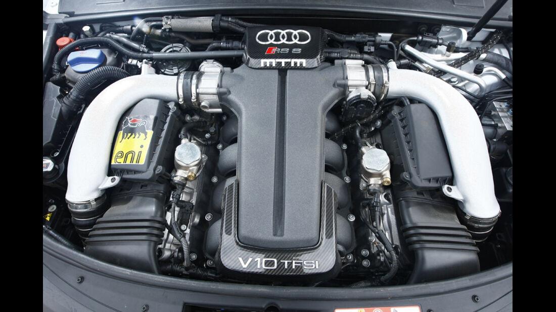 MTM-Audi RS6 Clubsport, Motor