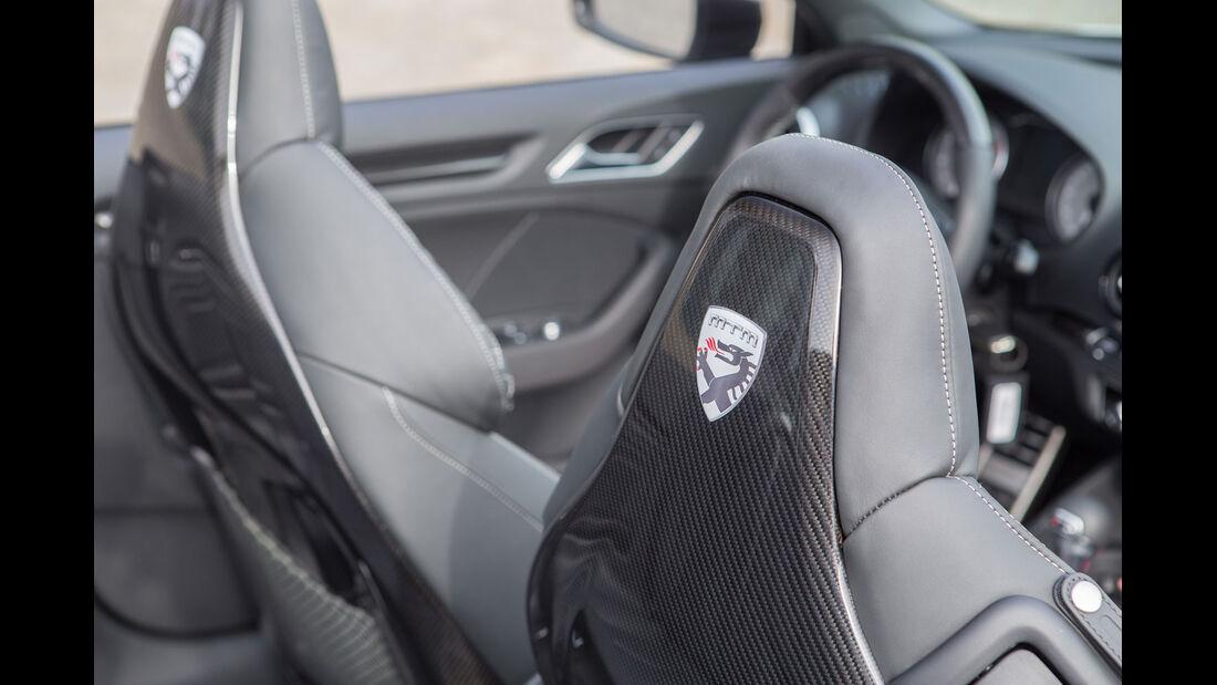 MTM Audi S3 Cabrio - Tuning - Genfer Autosalon 2015