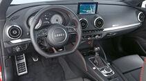 MTM-Audi S3, Cockpit