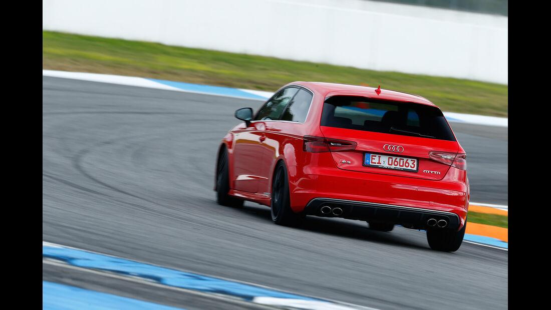 MTM-Audi S3, Heckansicht