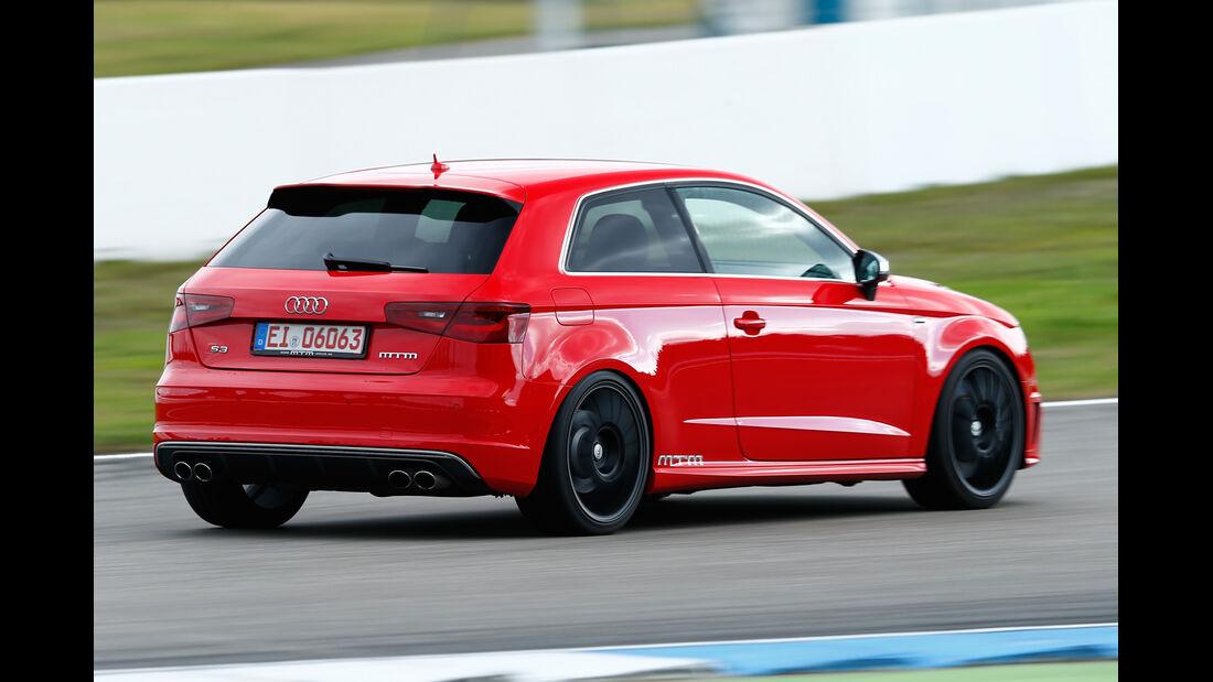 MTM-Audi S3, Seitenansicht