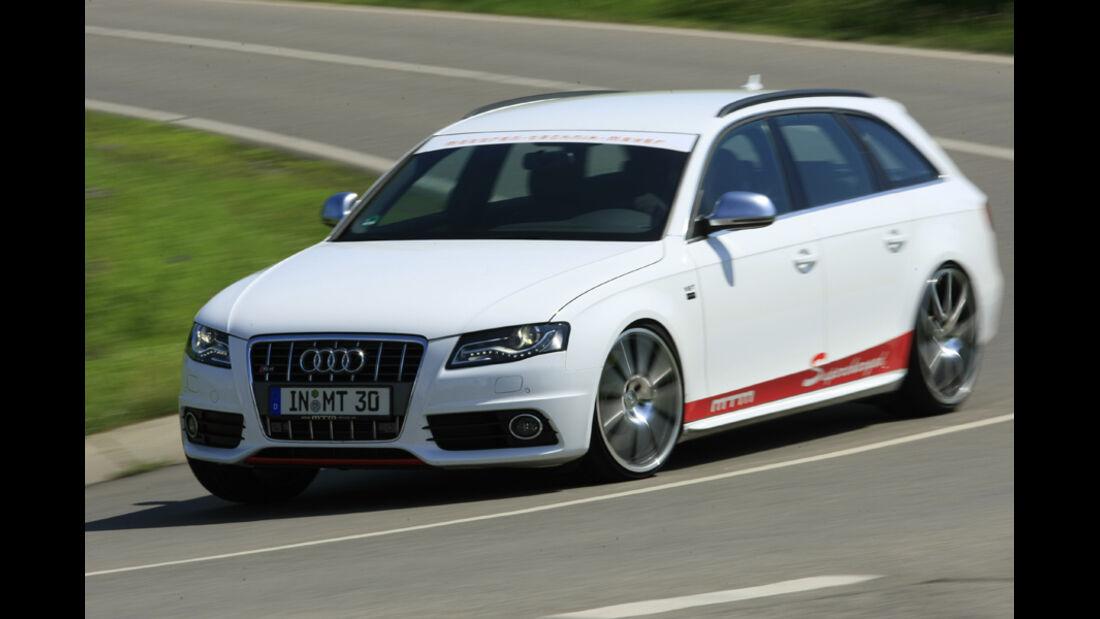 MTM-Audi S4 Avant Supercharged