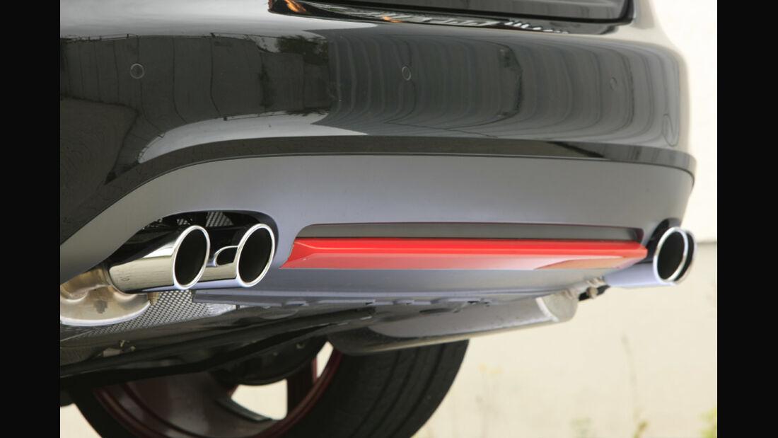 MTM-Audi S5 Cabriolet Auspuff