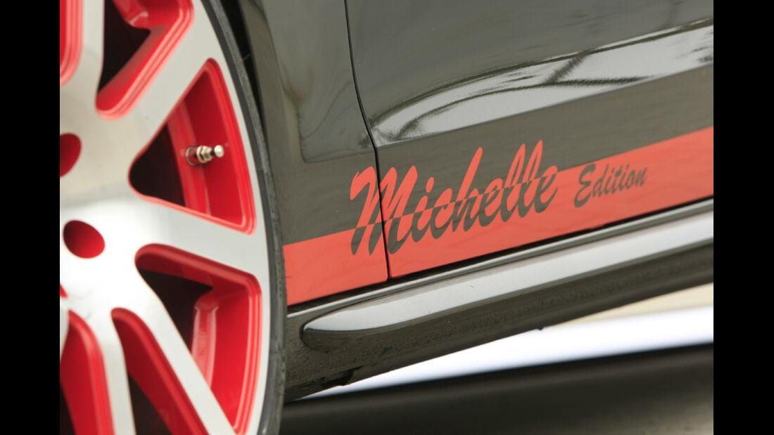MTM-Audi S5 Cabriolet Michelle-Schriftzug