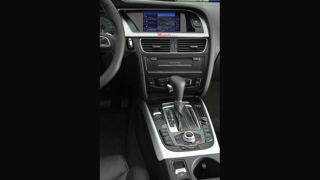 MTM-Audi S5 Cabriolet Mittelkonsole