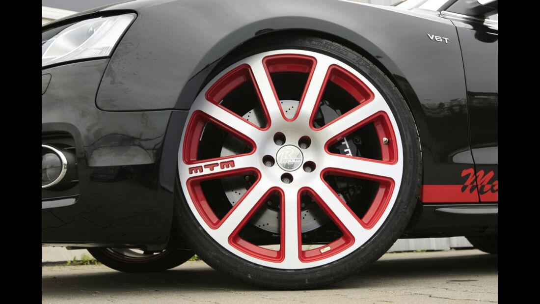 MTM-Audi S5 Cabriolet Rad