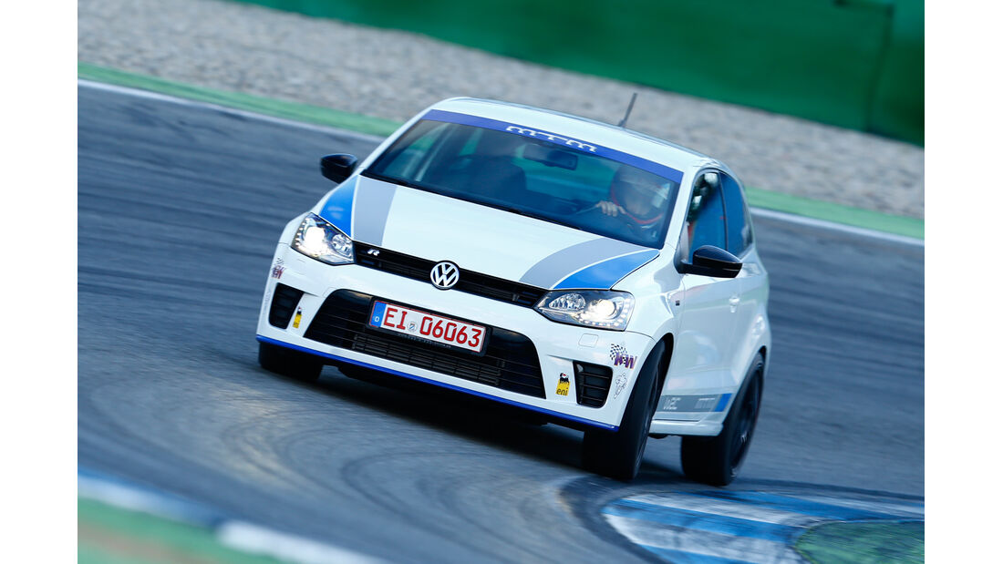 MTM-Polo R WTC, Frontansicht