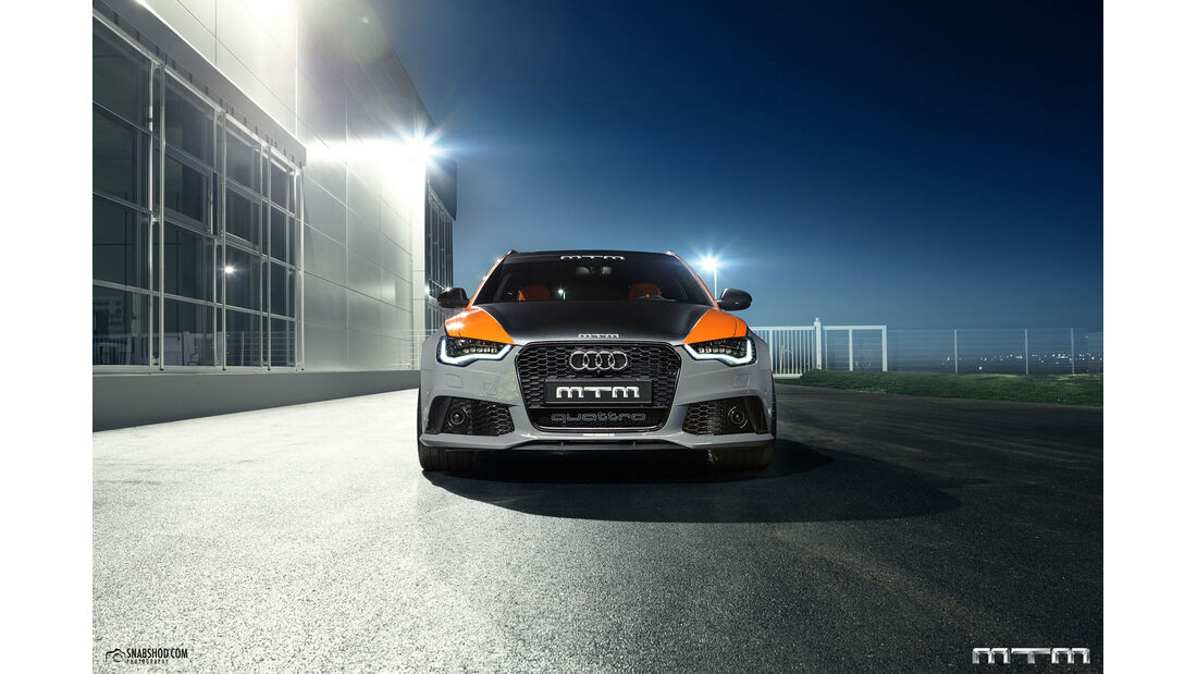 MTM RS6 Clubsport - Tuning - Genfer Autosalon 2015