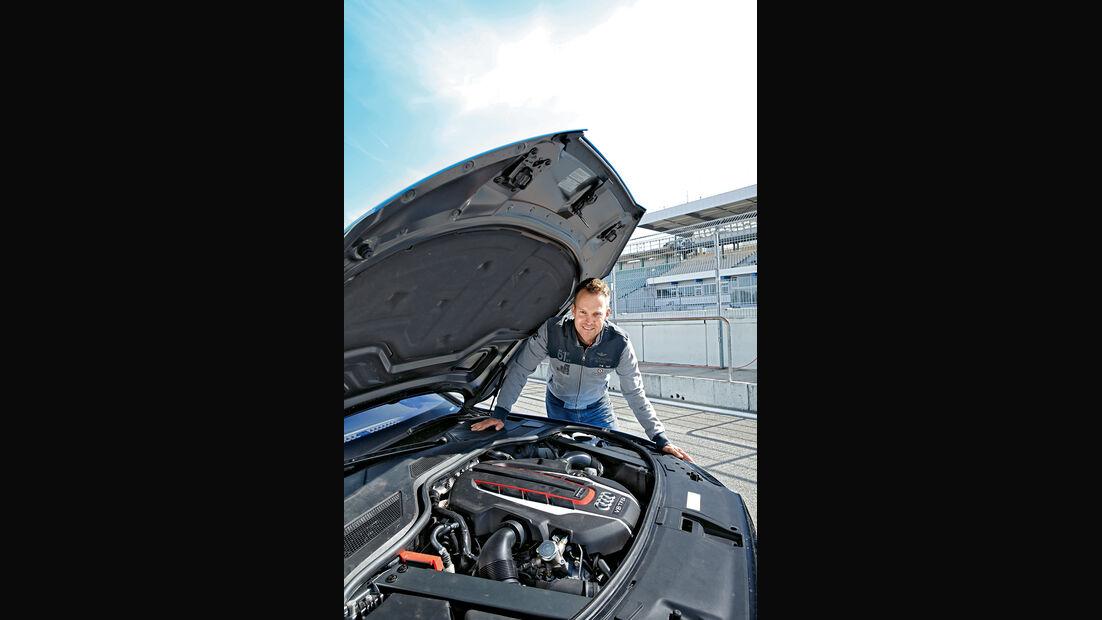 MTM S8 Talladega S, Motor, Christian Gebhardt