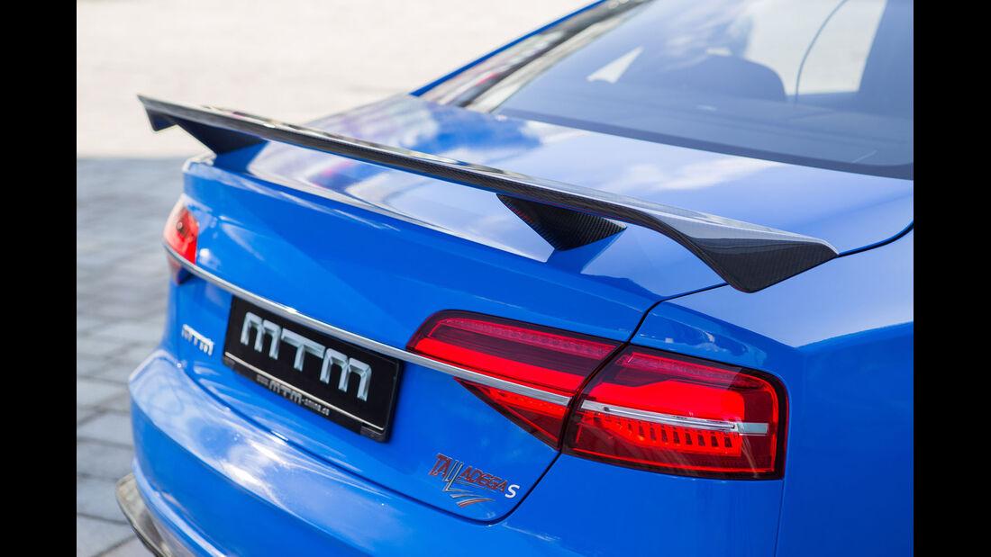MTM S8 Talladega S - Tuning - Genfer Autosalon 2015