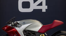 MV Agusta F4Z Zagato