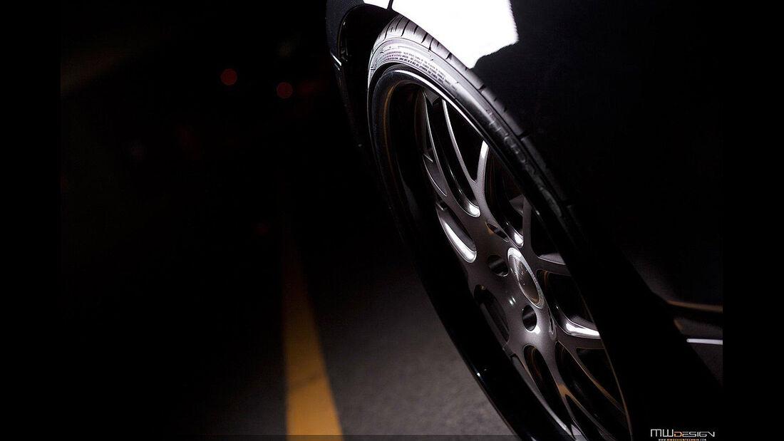 MWDesign BMW Z4, Felge