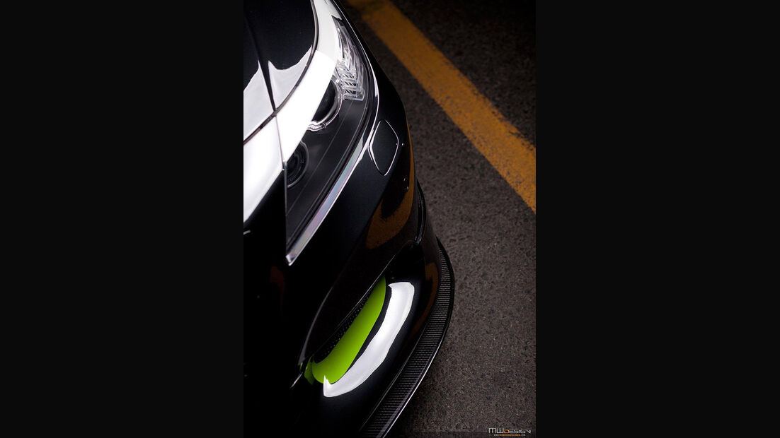 MWDesign BMW Z4, Frontspoiler