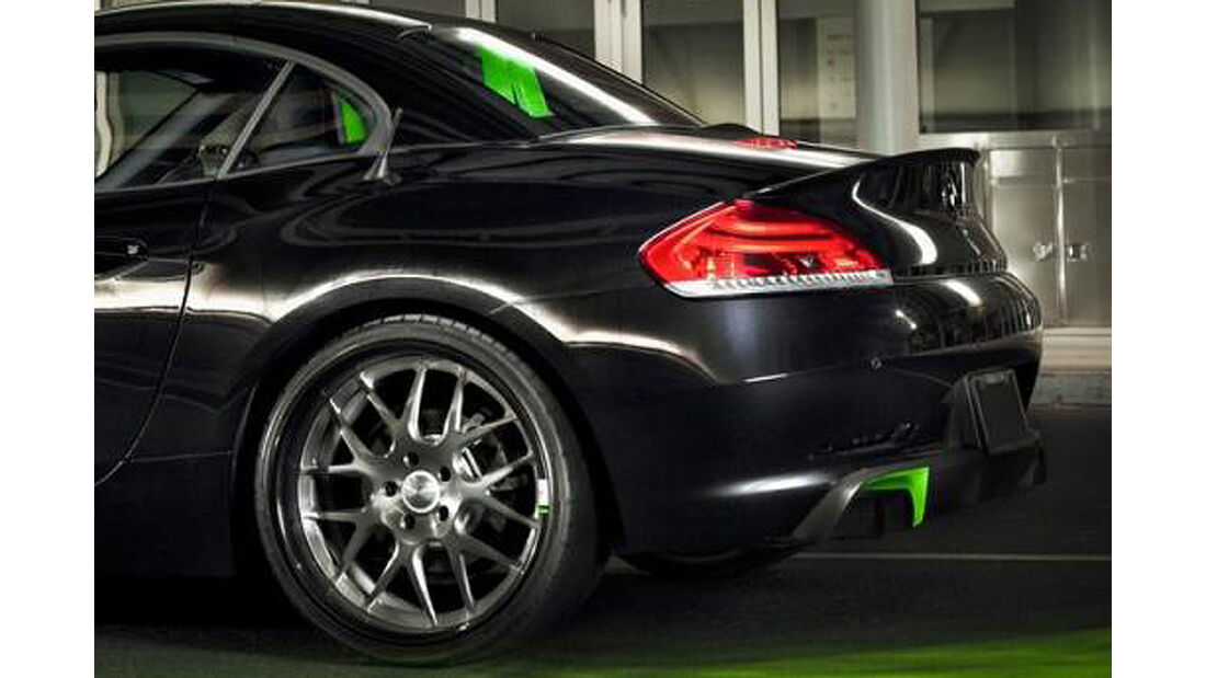 MWDesign BMW Z4, Heck, Felge