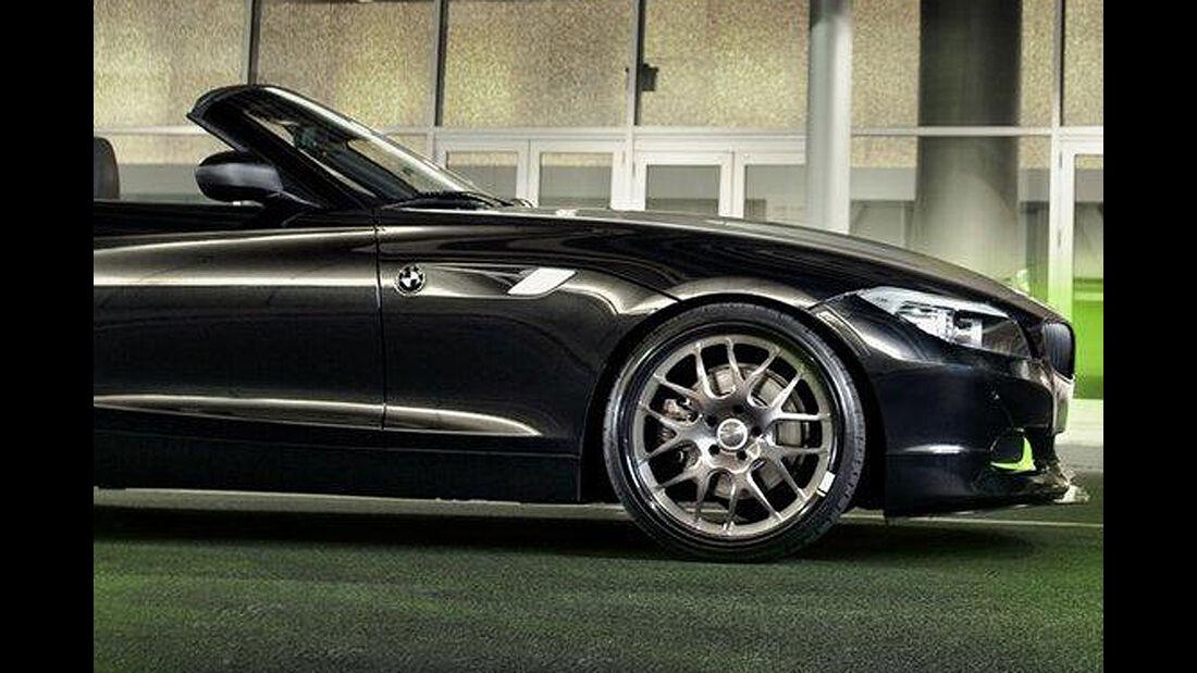 MWDesign BMW Z4, Seite, Felge