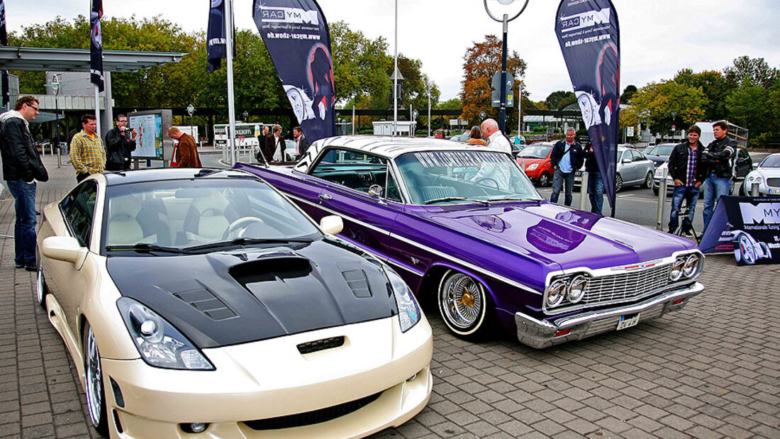MY CAR Messe Dortmund 2010