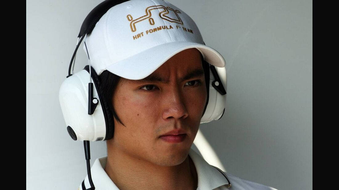 Ma Qing Hua - Formel 1 - GP Italien - 07. September 2012