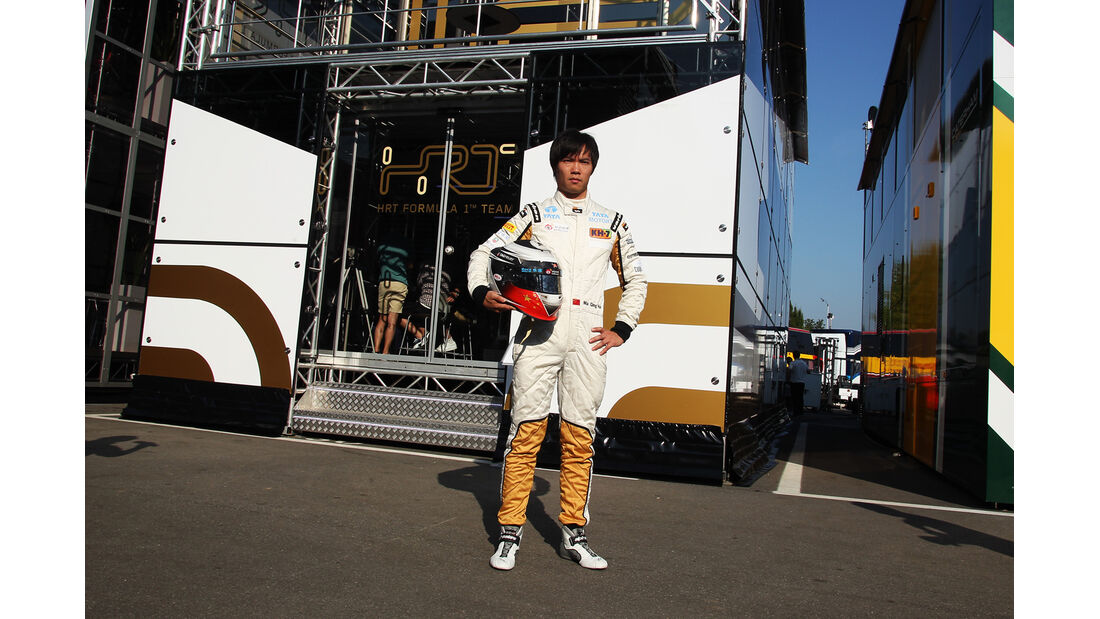 Ma Qing Hua GP Italien 2012