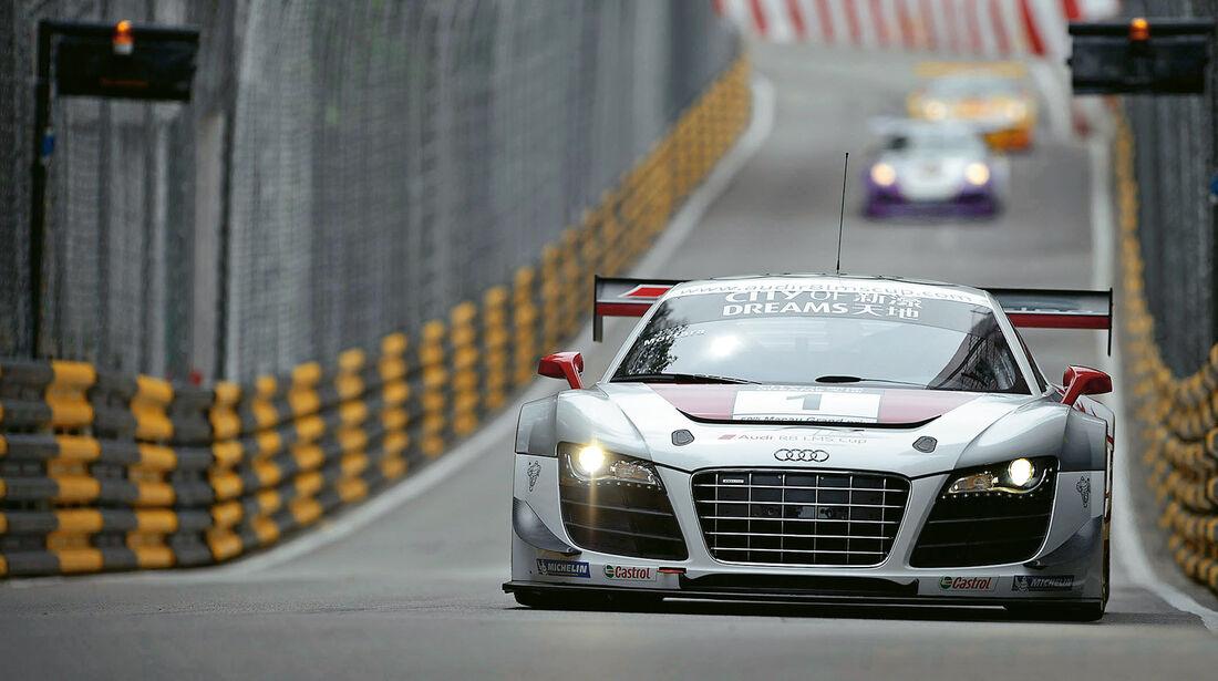Macao, Audi R8 LMS