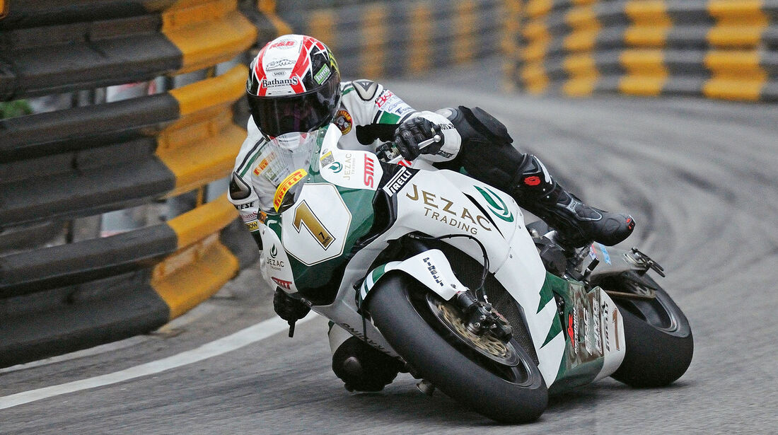 Macao, Michael Rutter, Honda
