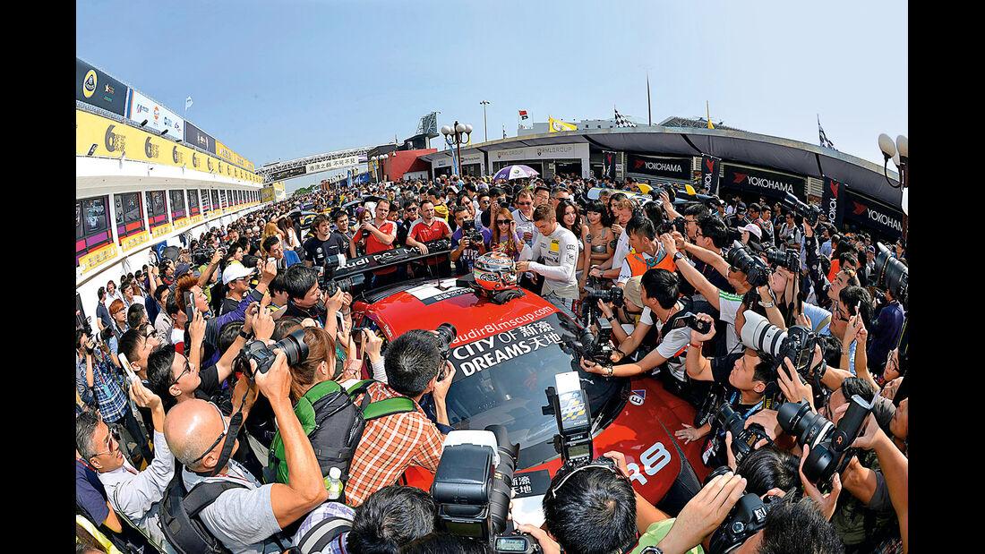 Macau Grand Prix, Edoardo Mortara