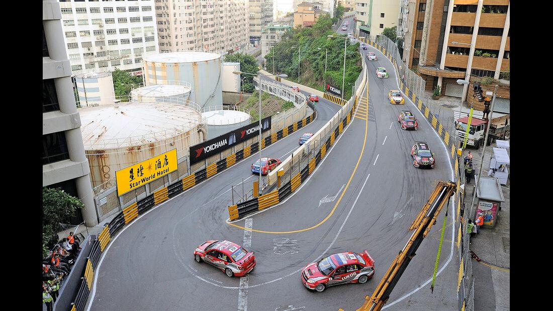 Macau Grand Prix, Melco-Haarnadel