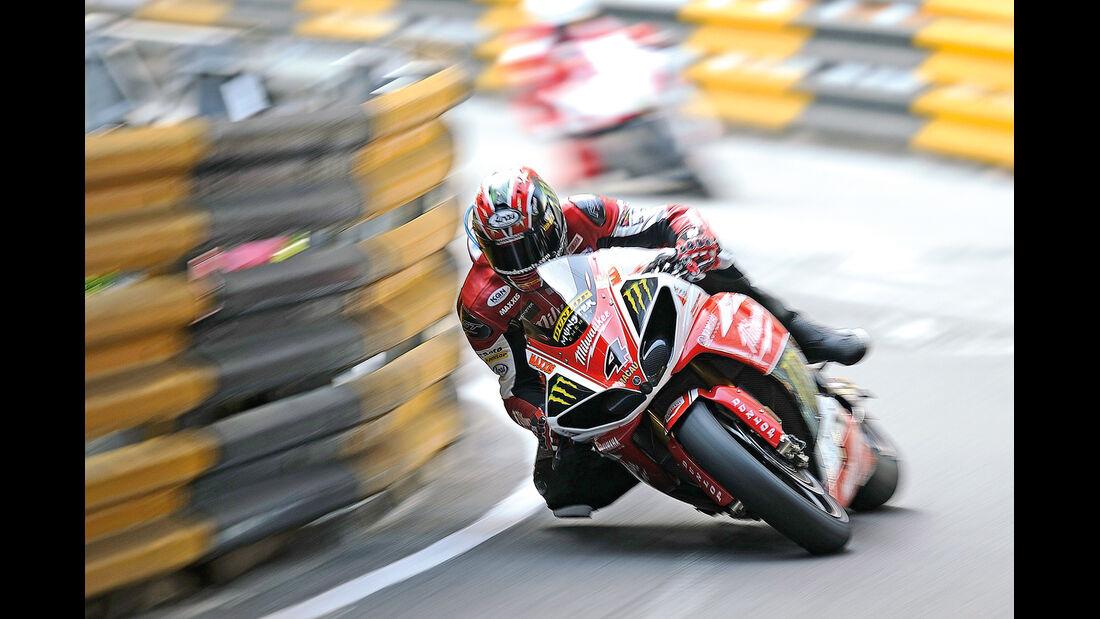 Macau Grand Prix, Motorrad-GP